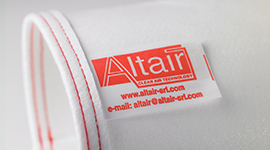 Altair S.r.l. Manches filtrantes